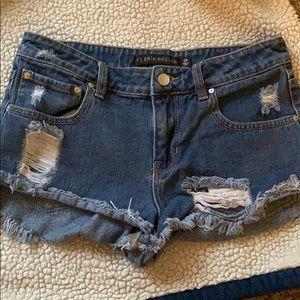 Women's pacsun shorts size 6